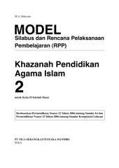 Silabus & RPP SD Pendidikan Agama Islam 2.pdf