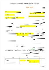 ملخص التاريخ السنة 4 متوسط.pdf