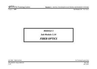 B1.1 Module 5 (Digital Techniques & Electronic Instrument System) Sub Module 5.10 (Fibre Optics) Rev 00.pdf
