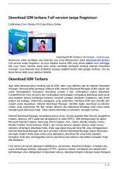 download idm terbaru full version tanpa registrasi_1.pdf