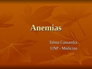Anemias I.ppt