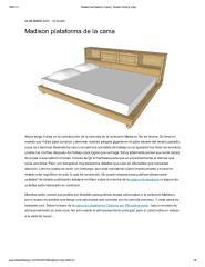 Plataforma Madison Cama _ Diseño Pintura Vieja.pdf